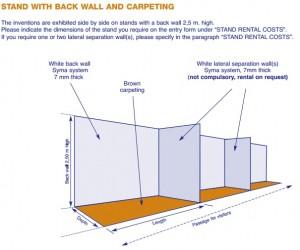 日內瓦發明展攤位。圖片來源: http://www.inventions-geneva.ch/pdf/2013/EN2013-Partform.pdf
