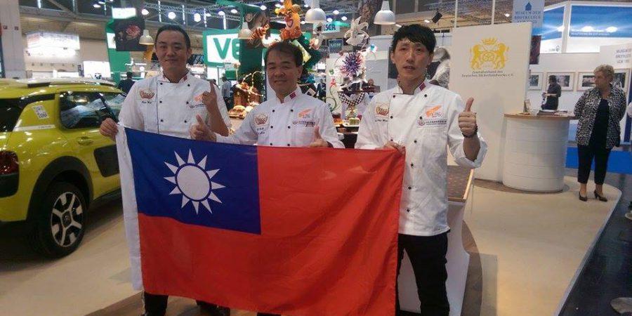 開平餐飲老師奪IBA世界點心大賽冠軍 獲獎選手:感謝台灣技職教育的栽培