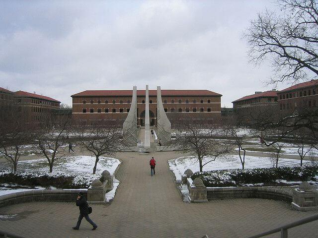 美國 大學 校園