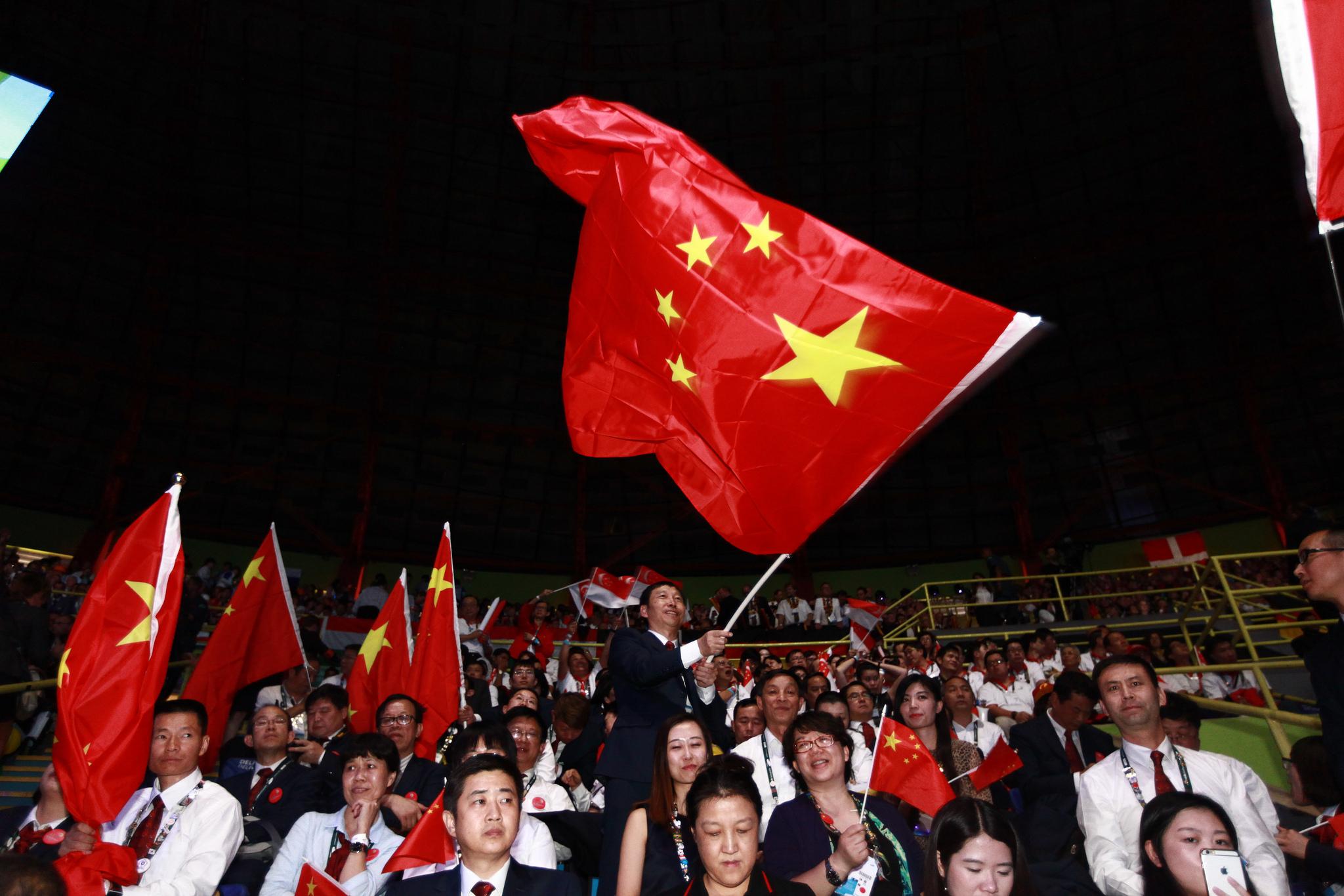 中國國際賽。(圖/技職3.0資料庫)