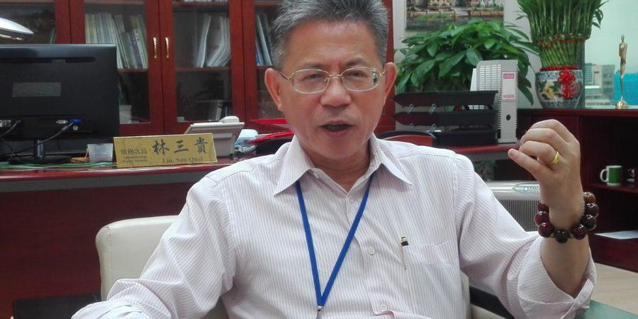 專訪/林三貴:台灣不應把金牌當唯一目標