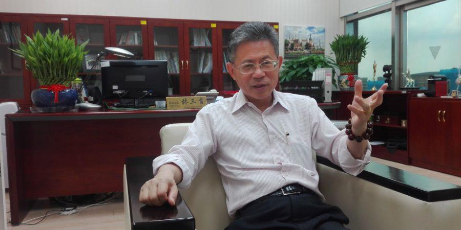 專訪/林三貴:透過技職國際NGO擴大外交空間