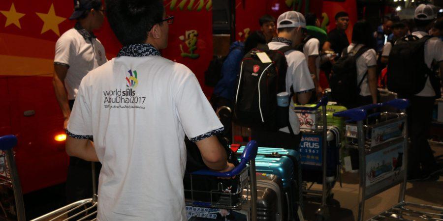 教育部砸2千萬,送國際技能競賽選手出國增廣視野
