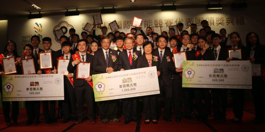 直擊技職國際賽/林三貴:邁向喀山、前進上海