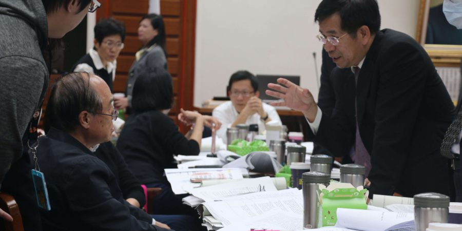 新閣揆蘇貞昌內閣名單 教育部長由潘文忠回鍋接任