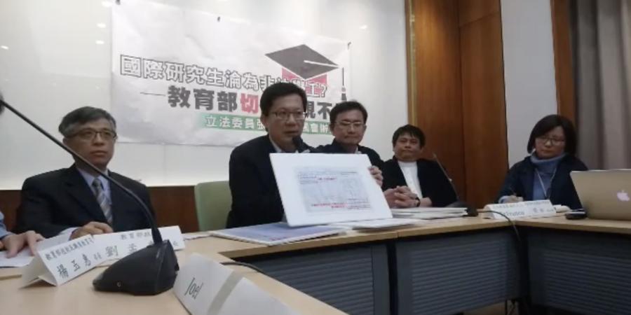 外籍生被迫簽訂不平等工讀合約 教育部:1月內清查所有學校有無違法案例