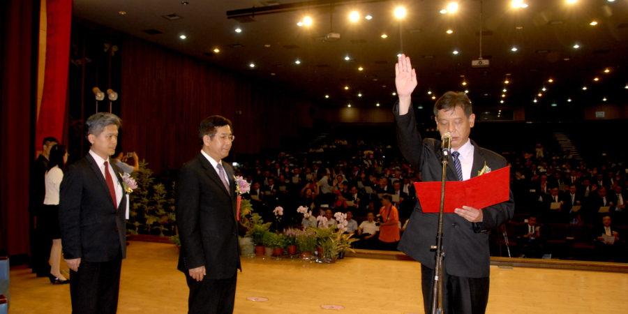 108年度國立高中職校長41位通過遴選、8位退休
