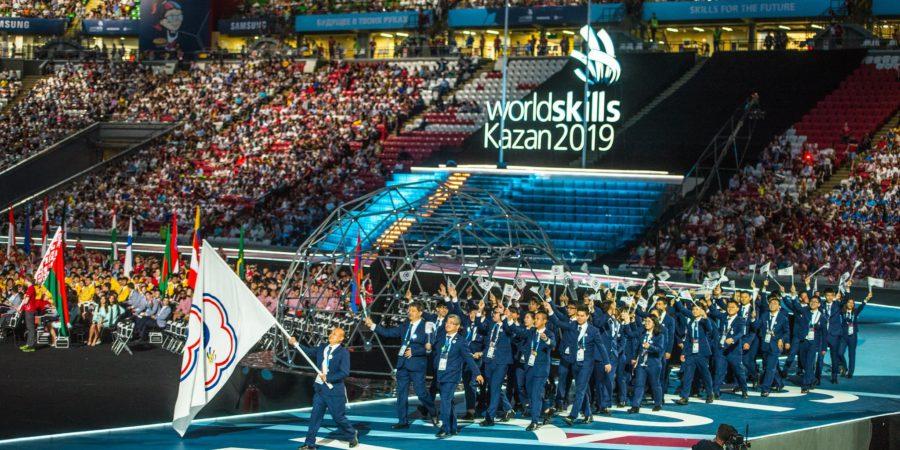 【2019.08徵信】台灣技職奧運世界第四,史上最強曝光!