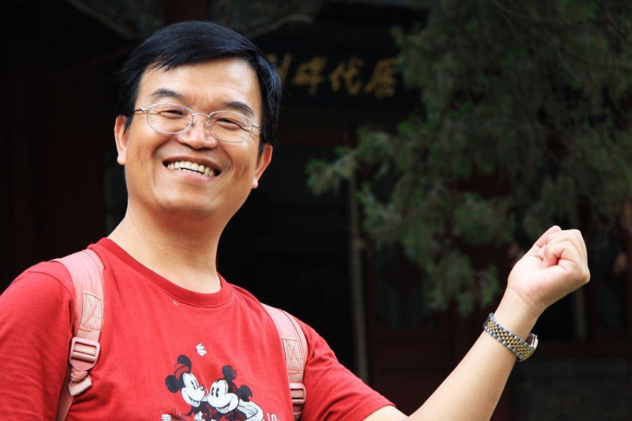 王文華:媽咪 妳要放手啦