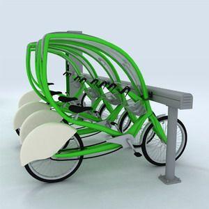 台北海洋技術學院段代華助理教授研發新型自行車專利造型