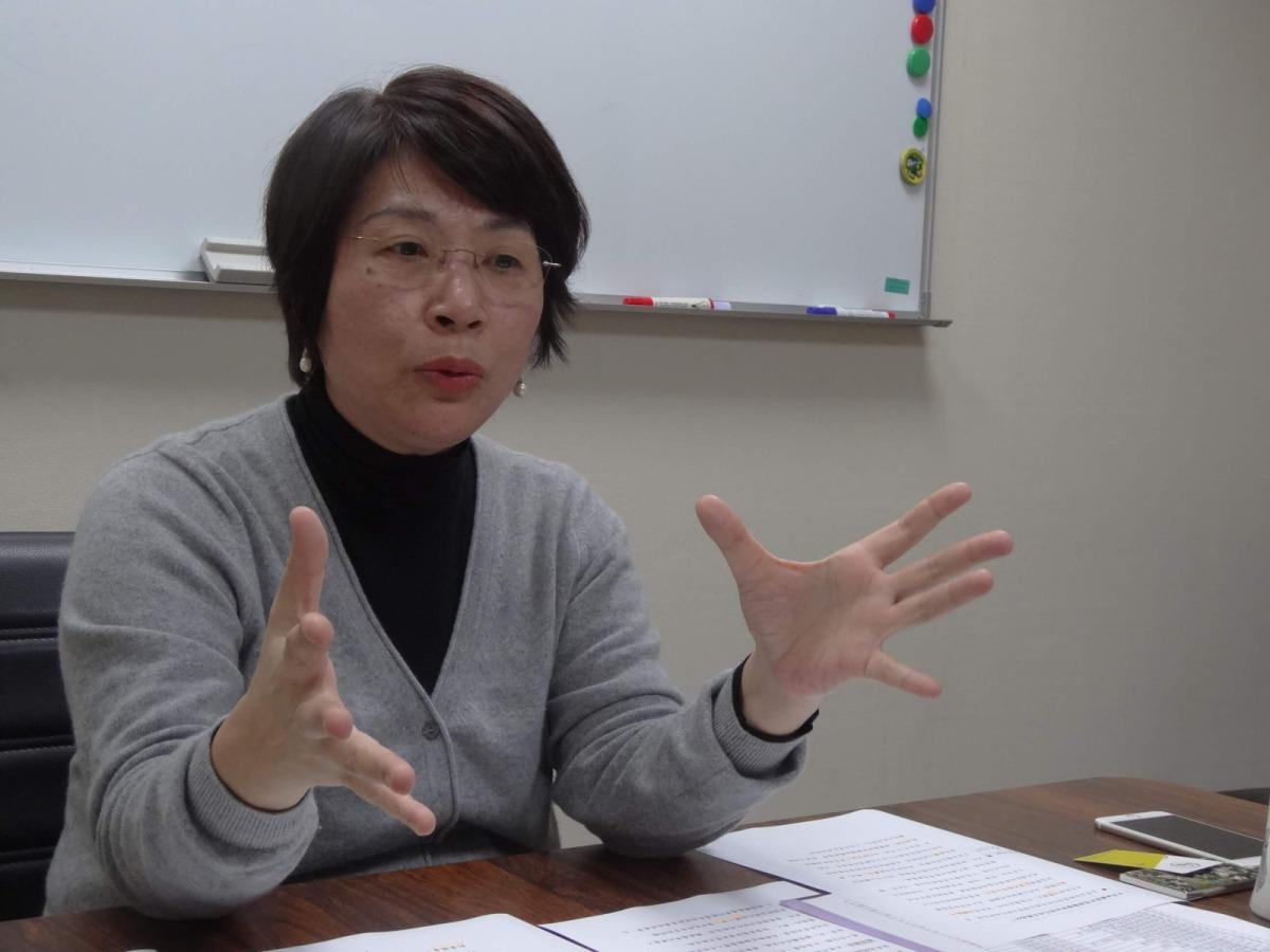 證書執照化/陳碧涵籲建立核心職能 證可抵免學分