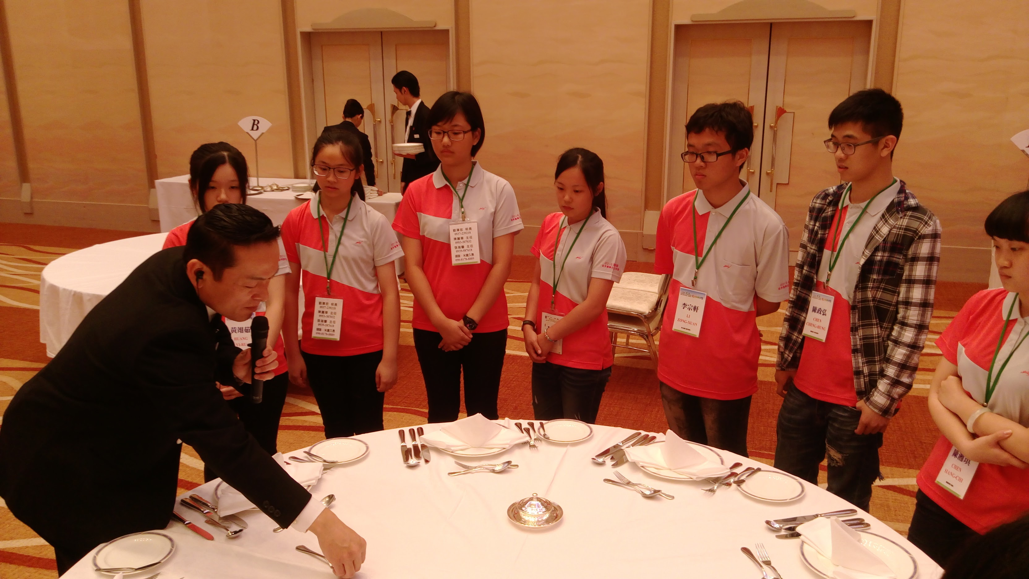 教部送金手獎選手出國研習 讚嘆日本敬業精神