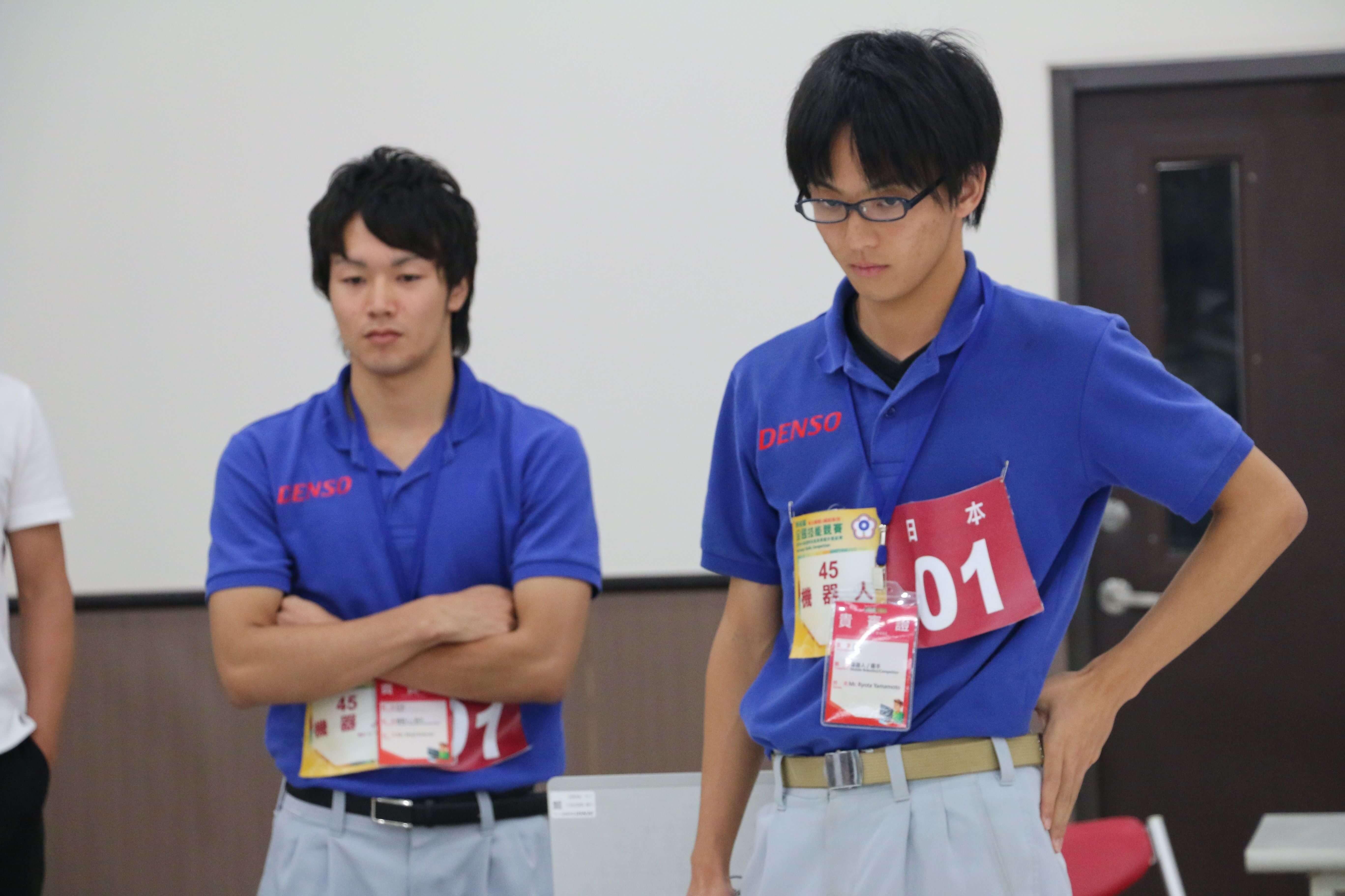 日韓驚訝:台灣怎麼都學生在參賽 企業選手呢?
