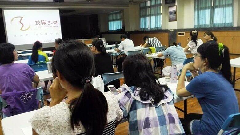 黃偉翔/關於技職教育,國中小教師其實還很陌生