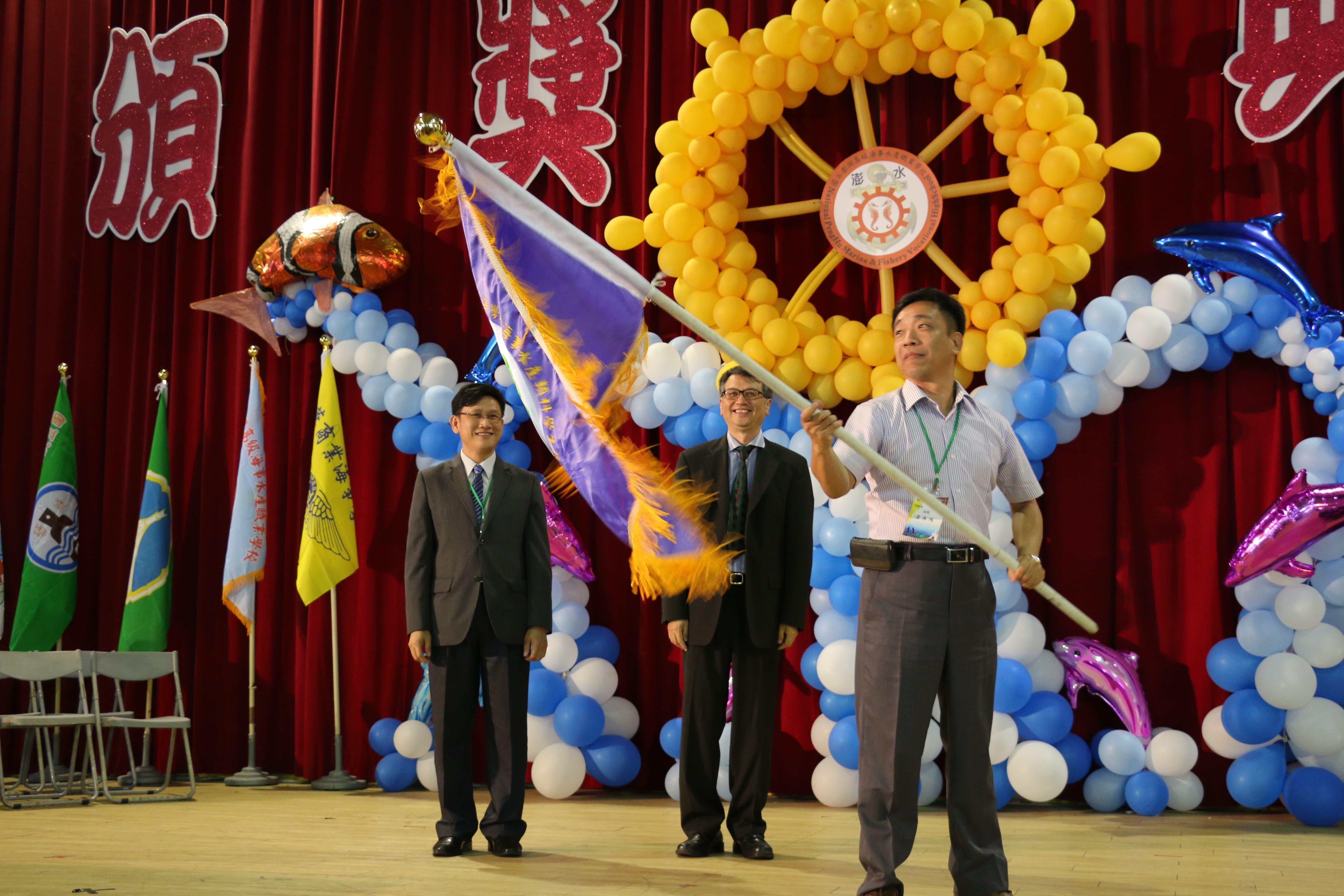 105海事水產類技藝競賽成果出爐 長榮海運副理:競賽精神是職場獲勝關鍵