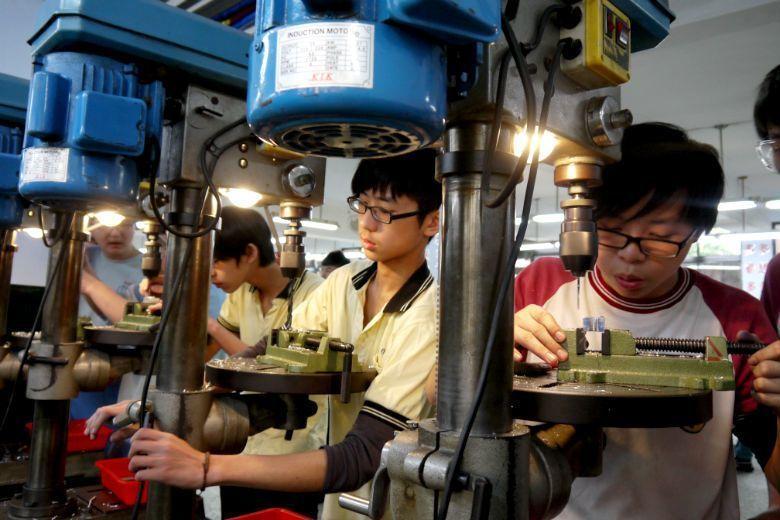 黃偉翔/18歲先就業政策:不為缺工,而是培育人才