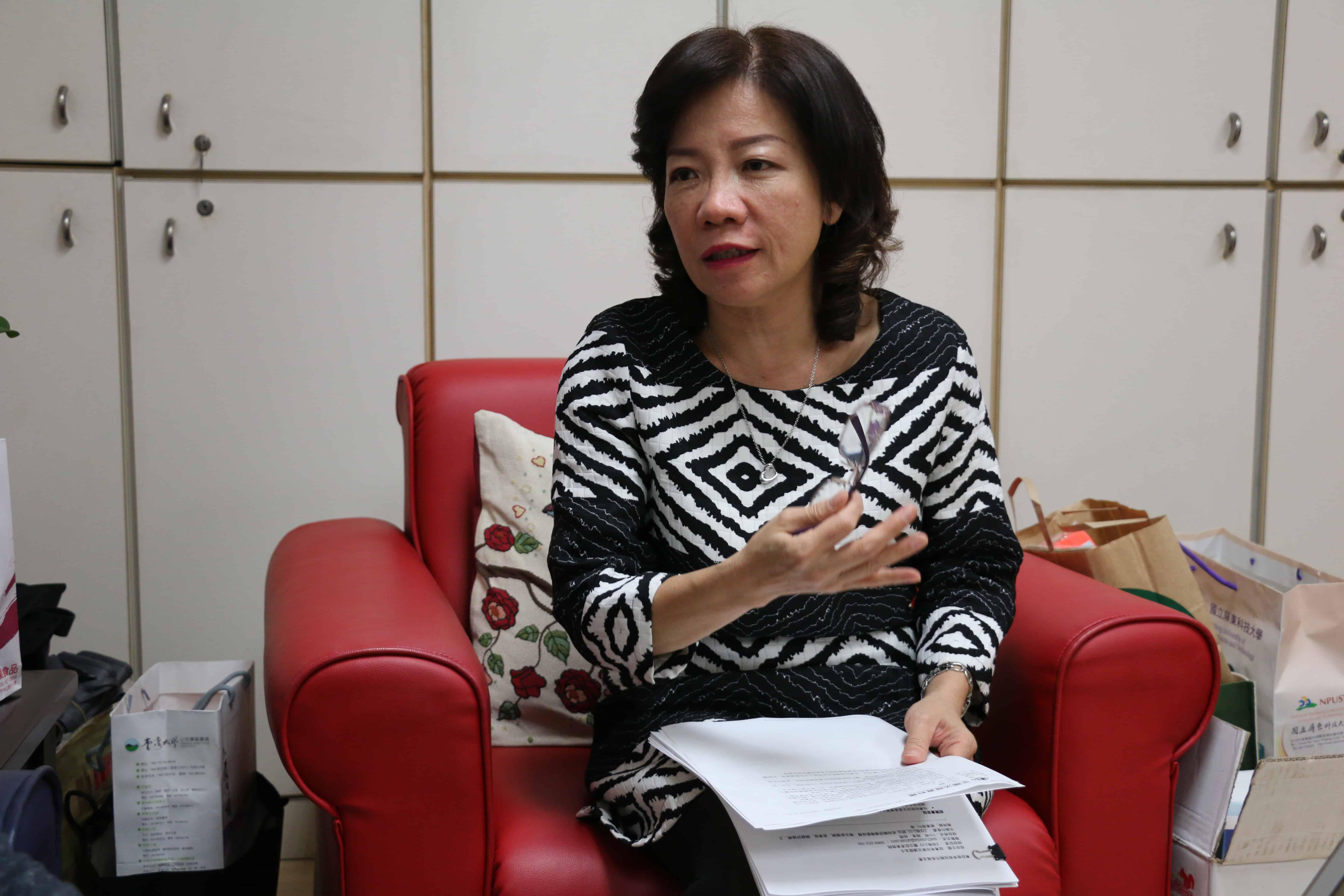私校退場是今後的挑戰—專訪技職司長楊玉惠