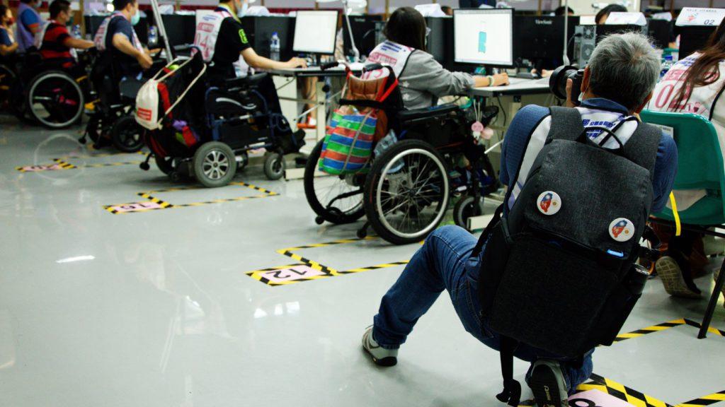【2020.06電子報】用技能展現生命力量,第16屆技能身障賽登場!